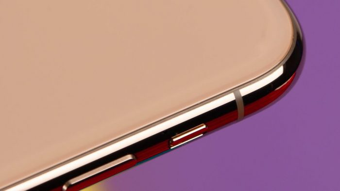 iPhones are known for their seamless construction and curvy, ergonomically shaped edges.