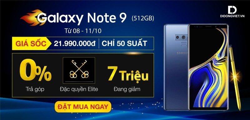 Di Động Việt tổ chức chương trình thu đổi lên đời iPhone Xs Max 2 SIM