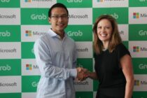 Grab hợp tác sử dụng đám mây điện toán của Microsoft