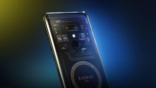 HTC ra mắt điện thoại blockchain, chỉ mua được bằng tiền ảo