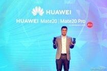 Huawei giới thiệu Mate 20 và Mate 20 Pro giá từ 16 triệu đồng