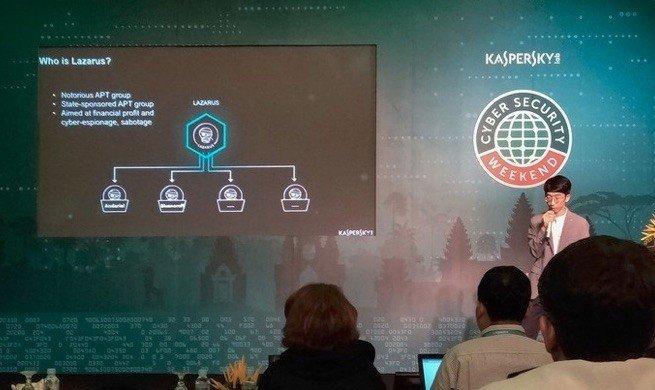 Kaspersky Lab: Lazarus đang tăng cường tấn công tài chính nhắm vào MacOS
