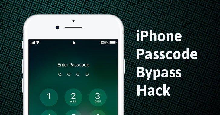 Lỗ hổng bảo mật mới trên iOS 12 cho phép bỏ qua bước nhập mật khẩu