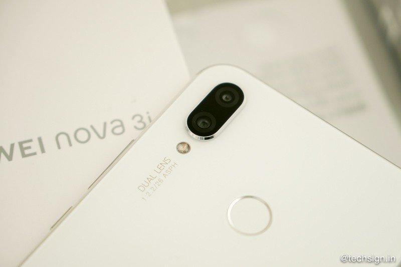 Đánh giá Huawei Nova 3i: máy đẹp, cứng chắc, cấu hình và camera khá