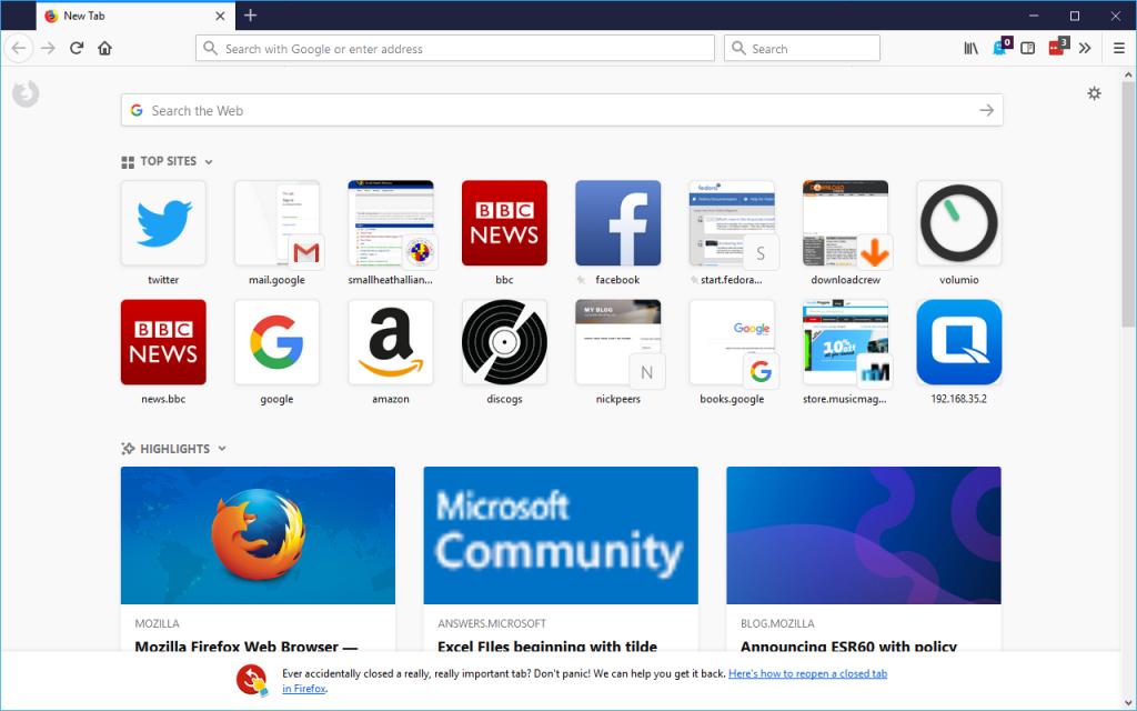 Mozilla ra mắt phiên bản Firefox 63