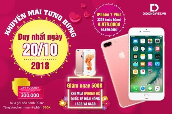 Điểm danh những smartphone cao cấp bạn có thể mua làm quà 20/10