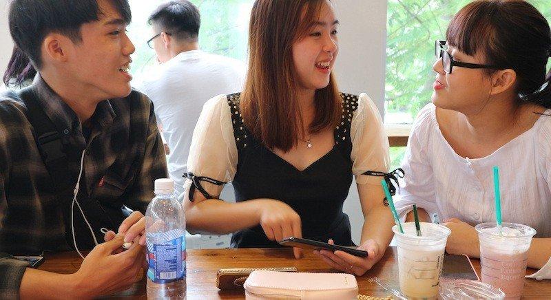 Realme 2 Series thu hút đông đảo fan công nghệ trẻ tuổi