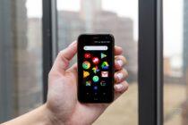 Palm phone với ngoại hình iPhone và hệ điều hành Android gây thất vọng!