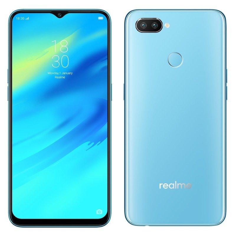 Hai smartphone Realme 2 và Realme 2 Pro sẽ mở bán trong tháng 10