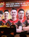 Swing tài trợ chính thức cho đội tuyển Liên Quân Mobile – Sài Gòn Phantom
