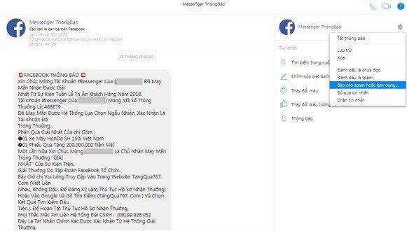Facebook hướng dẫn người dùng tránh bị lừa đảo