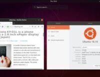 Ubuntu 18.10 ra mắt