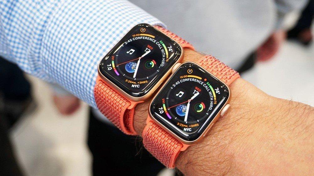 Apple Watch Series 4 dính lỗi lặp khởi động lại
