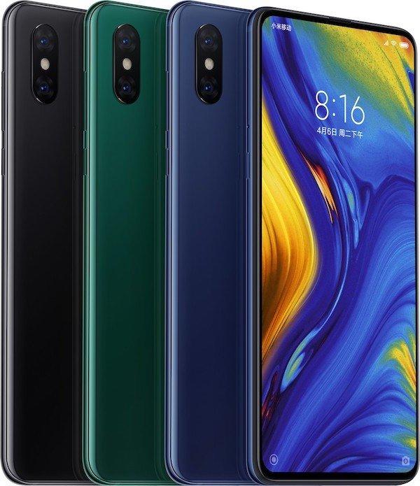 Xiaomi ra mắt smartphone cao cấp Mi MIX 3