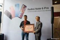 Xiaomi ghi tên kỷ lục Việt Nam với Redmi Note 6 Pro
