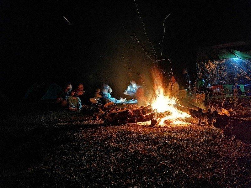 Ảnh chụp đêm từ bản cập nhật mới trên Huawei Nova 3i