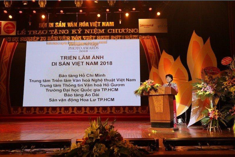 Canon đồng hành cùng Triển lãm ảnh Di sản Việt Nam 2018