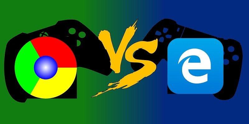 Cuộc đối đầu giữa Edge và Chrome, đâu là trình duyệt tốt nhất 2018?