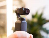 DJI Osmo Pocket: thiết bị cầm tay nhỏ gọn có thể quay 4K siêu mượt
