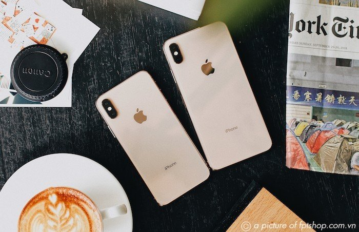 iPhone XS / XS Max / XR chính thức lên kệ FPT Shop trên toàn quốc