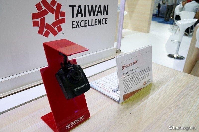 Gian hàng Taiwan Excellence tại triển lãm VietWater 2018