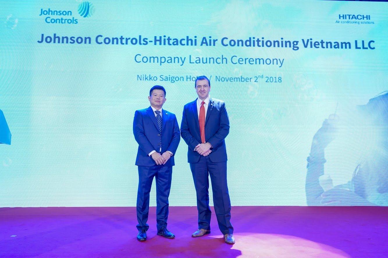 Hitachi Air Conditioning chính thức kinh doanh máy điều hòa không khí tại Việt Nam