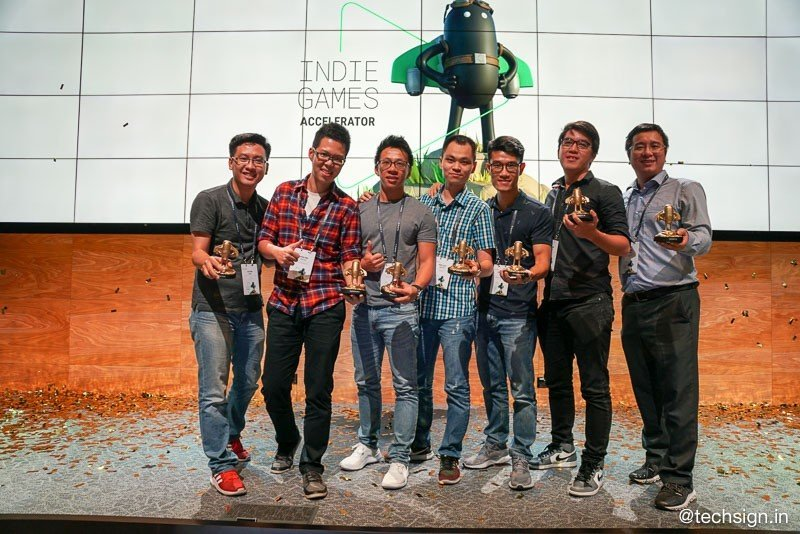 Hoàn thành khóa đào tạo Google Indie Games Accelerator cho 6 đại diện Việt Nam