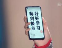 Huawei Nova 4 với màn hình 'nốt ruồi' xuất hiện