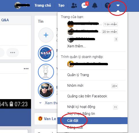 Hướng dẫn đăng xuất tài khoản Facebook khỏi các thiết bị khác từ xa