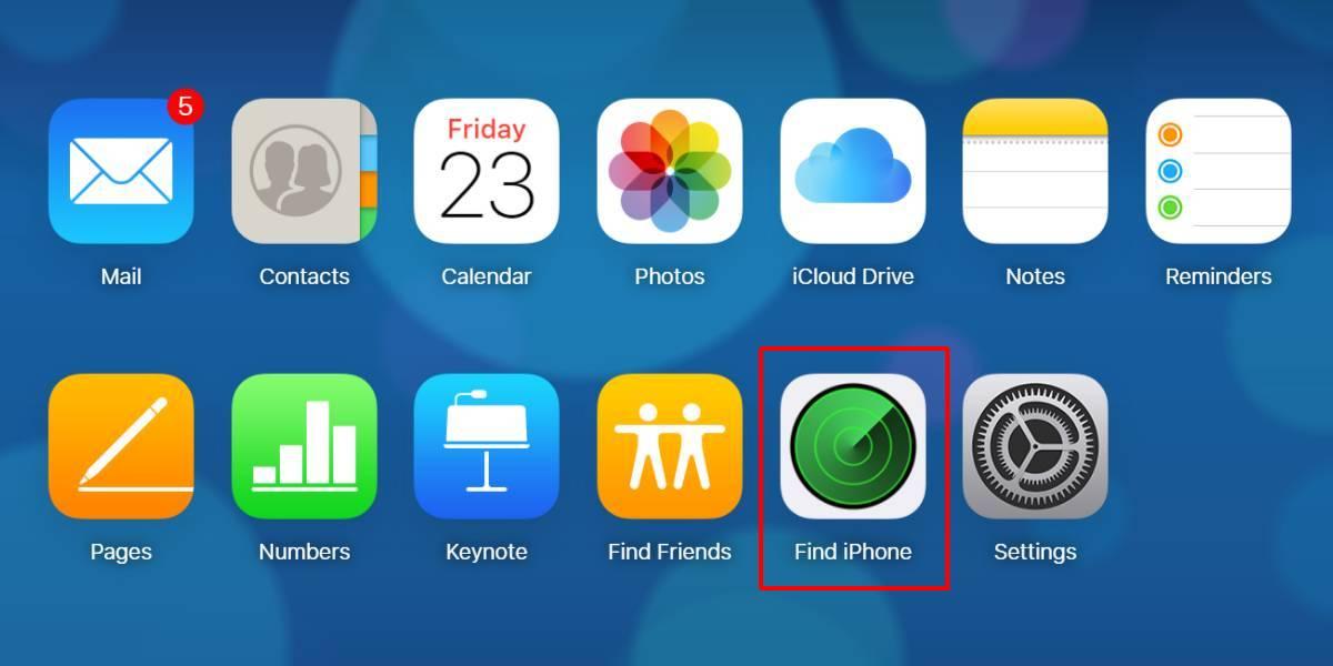 Hướng dẫn xóa sạch iPhone từ xa