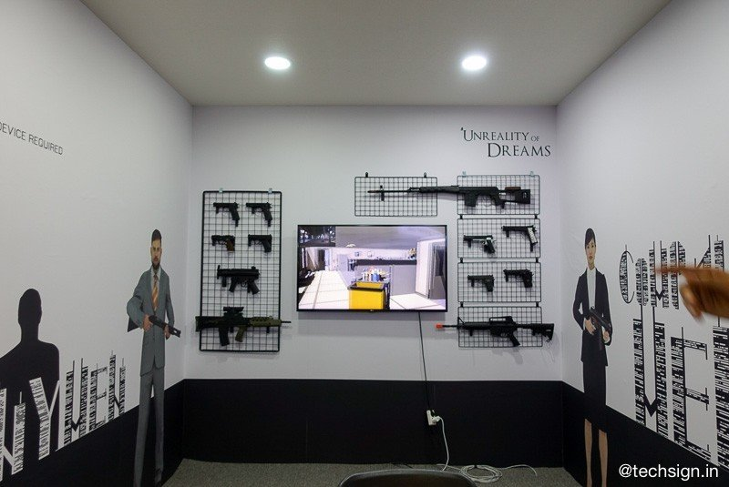 Hình ngày thứ hai tại triển lãm G-Star Busan 2018