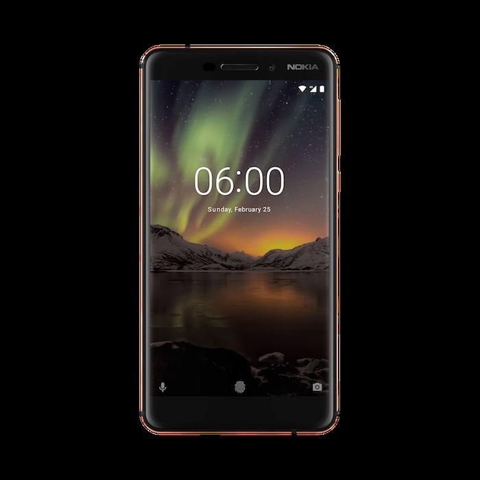 Nokia 6.1 / 6.1 Plus chính thức lên Android 9 Pie