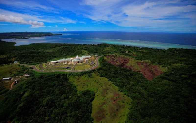 Palau là quốc gia đầu tiên cấm sử dụng kem chống nắng