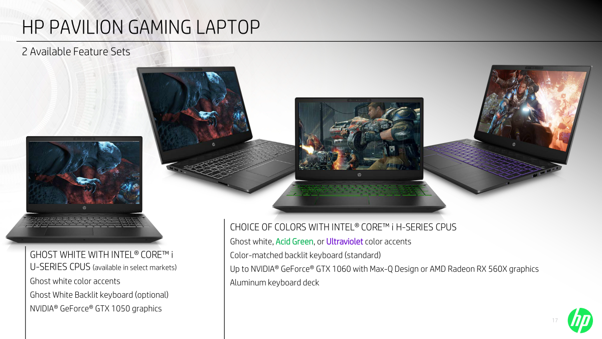 Ra mắt HP Pavilion Gaming 15 dành cho game thủ