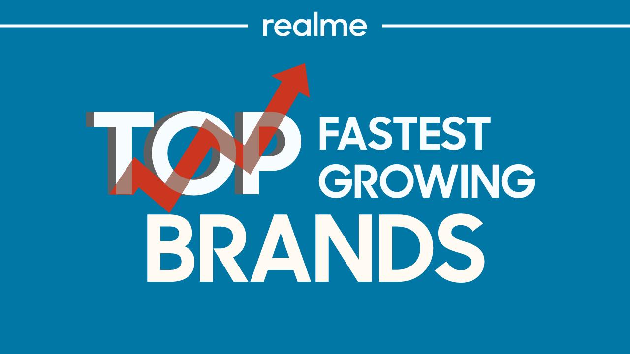 Realme là hãng thành công trong thời gian dưới 2 tháng thâm nhập thị trường