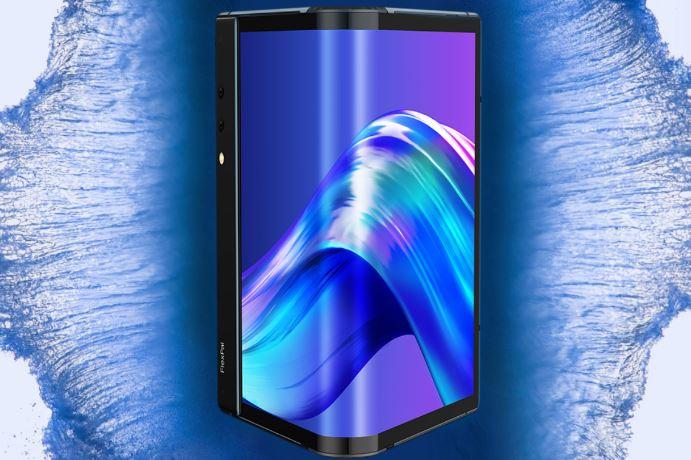 Royole FlexPai: điện thoại màn hình gập đầu tiên trên thế giới
