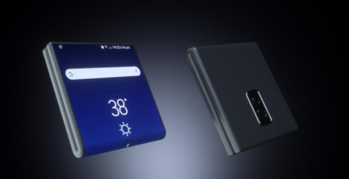 Samsung sẽ giới thiệu giao diện điện thoại màn hình gập vào tuần tới