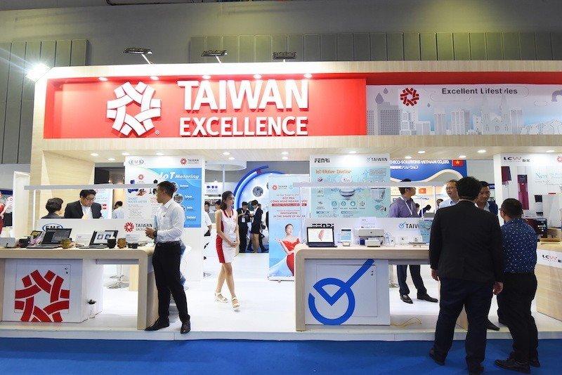 Taiwan Excellence tiếp tục đồng hành cùng triển lãm VietWater