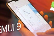 Bốn smartphone Huawei sẽ sớm có EMUI 9.0
