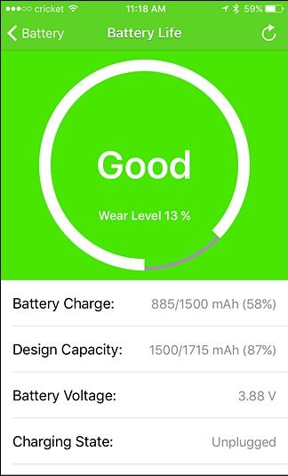Cách kiểm tra tình trạng chất lượng pin iPhone
