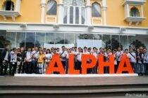 Đông đảo bạn trẻ hào hứng dự sự kiện Sony #BeALPHA