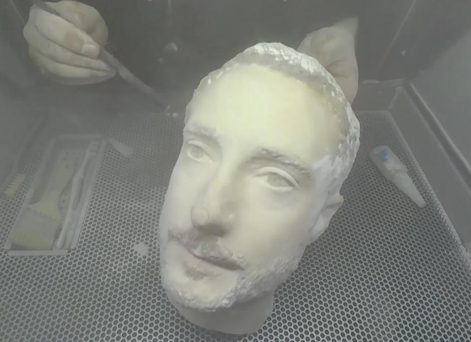 Sử dụng khuôn mặt in 3D có thể vượt qua nhận dạng khuôn mặt của các thiết bị Android