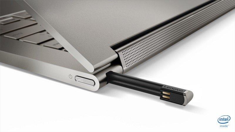 Ra mắt laptop biến hình đột phá Lenovo Yoga C930