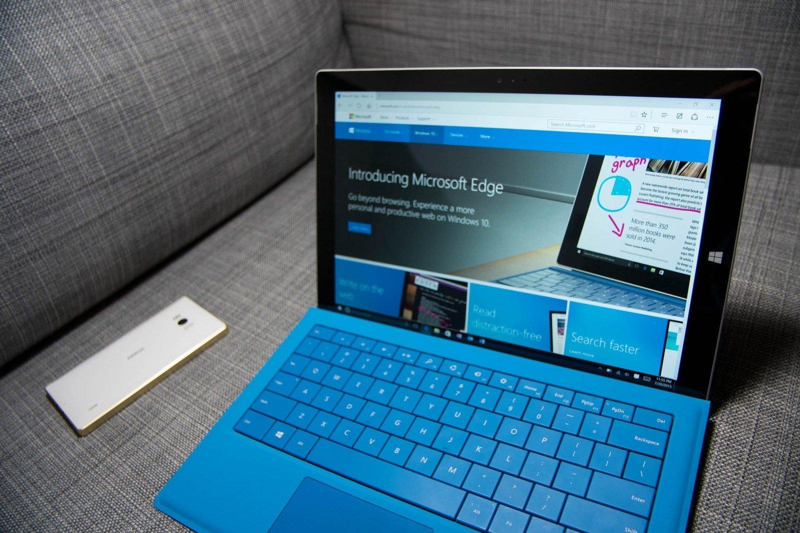 Microsoft phát triển trình duyệt mới thay Edge