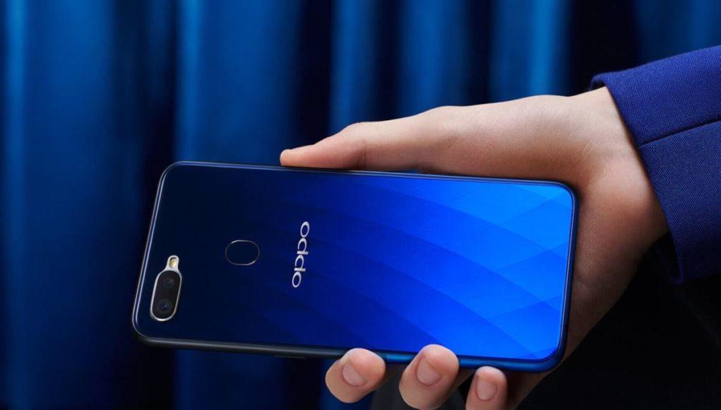 OPPO F9: smartphone dẫn đầu xu hướng tìm kiếm nổi bật Google năm 2018