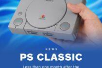 Playstation Classic đang giảm giá đến 40%