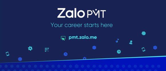 Ra mắt chương trình Zalo Product Management Trainee dành cho các bạn sinh viên tại Việt nam