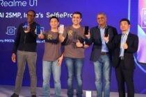 Realme U1, smartphone thương mại đầu tiên dùng chip Helio P70 của MediaTek