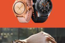 Samsung Galaxy Watch: đồng hồ thông minh thời trang cho người sành điệu
