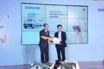 Samsung ra mắt thư viện thông minh lưu động